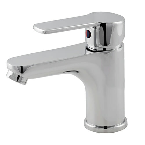Wash basin mixer without waste Alta series ALT0053-CR