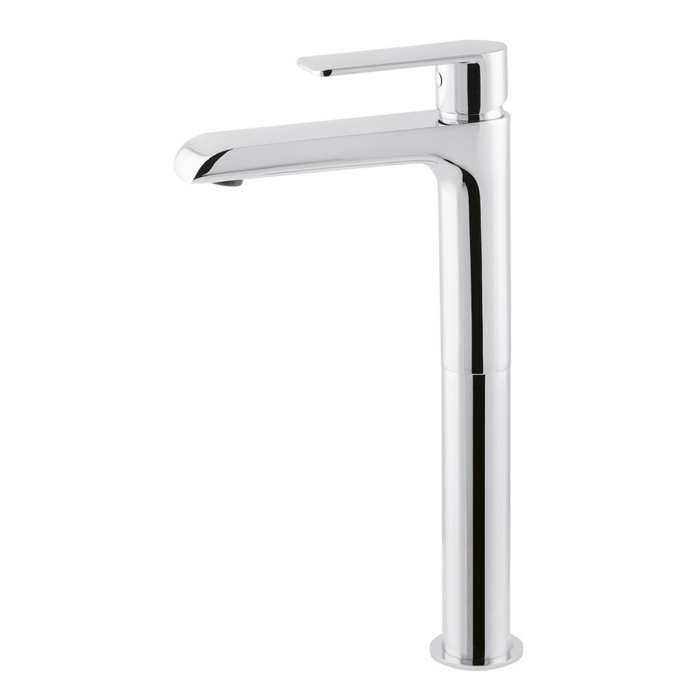 Tall washbasin mixer without waste Magica range MAG0052-CR