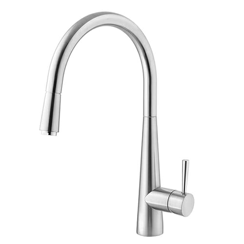 Kitchen mixer with pull-out spray CUC2000-CR
