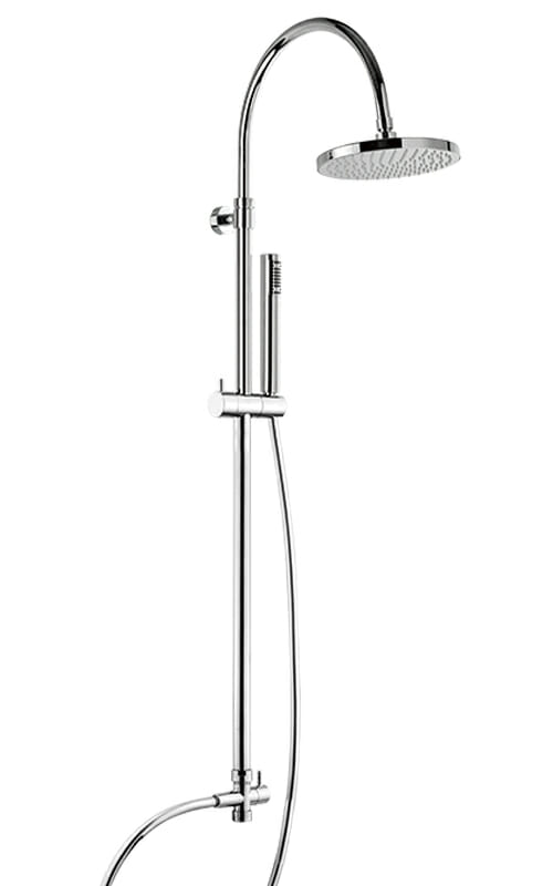 Shower column with mixer connection WLS7000-CR